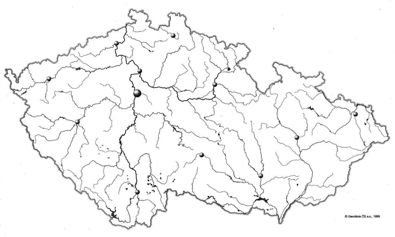 Ceska Republika Mapy Mgr Stepan Groll